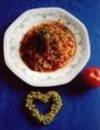 Thunfisch-Tomaten-Reis-Pfanne - Rezept