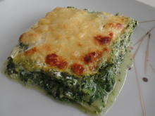 Spinat-Lasagne - Rezept - Bild Nr. 14127