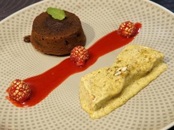 Kalter Kürbis und warmer Kuchen - Rezept - Bild Nr. 14127