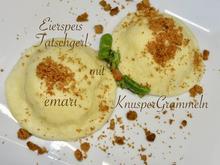 "Mostviertler ""Eierspeis Tatschgerl"" mit Knusper Grammeln - Rezept - Bild Nr. 14154"
