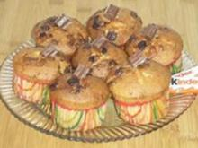 Schokoriegel-Muffins - Rezept - Bild Nr. 2