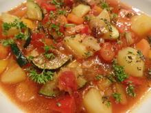 Mediterraner -Gemüse-Eintopf - Rezept - Bild Nr. 14134