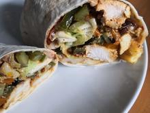 Chicken Schwarma Wrap - Rezept - Bild Nr. 2
