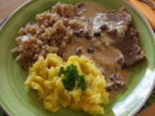 Tafelspitz mit Meerrettichsauce, Wirsinggemüse und Kartoffelstampf - Rezept - Bild Nr. 2