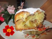 Saftiger Rhabarberkuchen - Rezept - Bild Nr. 14203