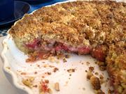 Streuselkuchen mit marinierten Erdbeeren - Rezept - Bild Nr. 14213