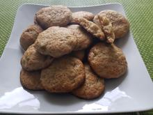 Rhabarber-Cookies - Rezept - Bild Nr. 14220