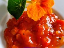 Paprikamarmelade (Relish oder Chutney) - Rezept - Bild Nr. 14242