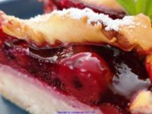 Milchreis Kirsch Kuchen spanischer Art - kulinarische Weltreise - Rezept - Bild Nr. 2