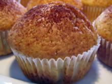 Muffins: mit Schokokern - Rezept