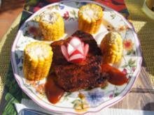 Schwenksteak mit Zuckermais - Rezept - Bild Nr. 2