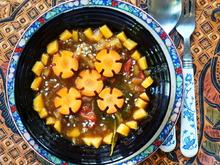 Würzig-exotisches Auberginen-Rendang mit Mango - Rezept - Bild Nr. 14307