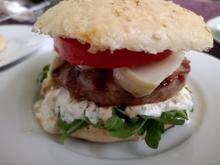 Lamm-Ziegenkäse-Burger - Rezept - Bild Nr. 2