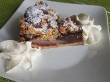 Birnenkuchen mit Schoko-Mascarpone-Füllung - Rezept - Bild Nr. 14314