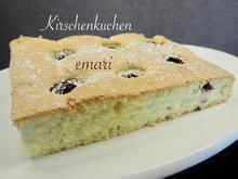Kirschen Kuchen - Rezept - Bild Nr. 14363
