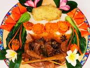 Wohlriechendes Pilz-Gulai – Gulai Jamur - Rezept - Bild Nr. 14361