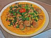 Omelette mit diversen Begleitern - Rezept - Bild Nr. 14367