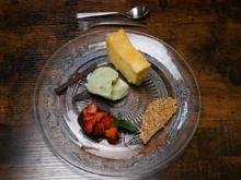 Gries, Basilikum und Erdbeeren - Rezept - Bild Nr. 2