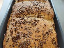 Wild-spontanes Apfel-Süsskartoffel-Ingwer Brot - Rezept - Bild Nr. 2