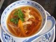 Pikante chinesische Suppe - Rezept - Bild Nr. 2