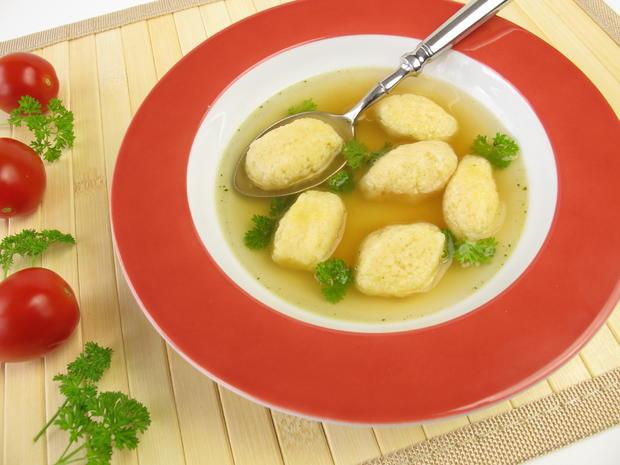 Griesnockerl Suppe - Rezept - Bild Nr. 3513