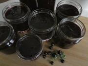 Schwarze Johannisbeer-Marmelade - Rezept - Bild Nr. 14394
