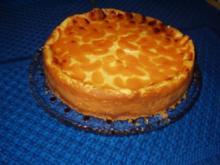 Pudding-Schmand-Torte - Rezept