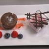 Warmer Schokoladentraum mit Eis - Rezept - Bild Nr. 2
