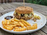 Pulled Pork Burger mit Spitzkohl - Apfel - Coleslaw - Rezept - Bild Nr. 2