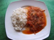 Chinakohl-Tomatenpfanne - Rezept