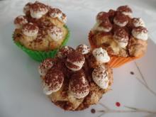 Tiramisu-Cupcakes - Rezept - Bild Nr. 14502
