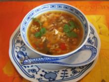 Chinesische Suppe süß-sauer - Rezept - Bild Nr. 2