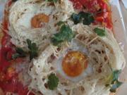 Spaghetti-Shakshuka - Rezept - Bild Nr. 14512