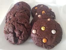 Chocolate-Cookies - Rezept - Bild Nr. 14555