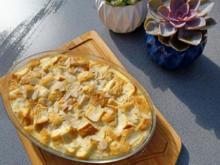 Brotpudding zur kochbar Challenge September 2021 - Rezept - Bild Nr. 2