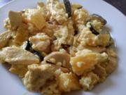 Curry-Ananas-Huhn mit Zucchini - Rezept - Bild Nr. 14663
