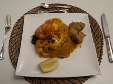 Paella con marisco - Rezept - Bild Nr. 2