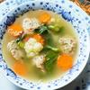 Festliche Brätknödelsuppe mit Gemüse - Rezept - Bild Nr. 2