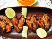 Karibische, knusprige Hühnerflügel - Rezept - Bild Nr. 14753