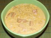 Fleischwurst-Schafskäse-Nudeln - Rezept - Bild Nr. 2