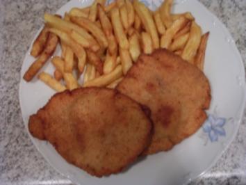 Wiener Schnitzel Dida ' s Art - Rezept
