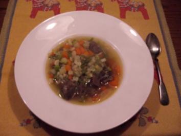 Deftiger Gemüsetopf - Rezept