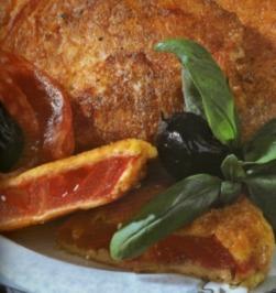 Mailänder Tomaten-Piccata - Rezept