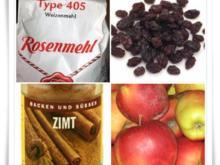 Apfel-Pastete - Rezept