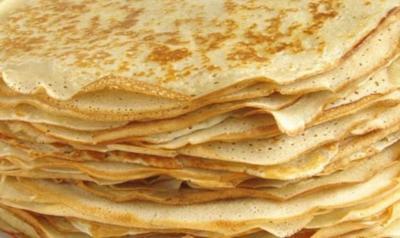 Pfannkuchen mit Spinatschinken-Füllung und Käse überbacken - Rezept - Bild Nr. 5
