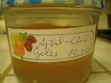 Apfel Chili Gelee - Rezept
