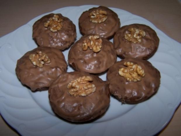 Walnuss-Muffins - Rezept