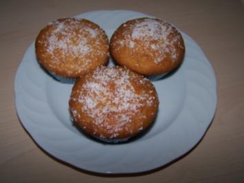 Rezept: Raffaello-Muffins