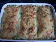 Schinken-Käse-Lasagne - Rezept