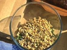 Scharfe, grüne Soße - Rezept